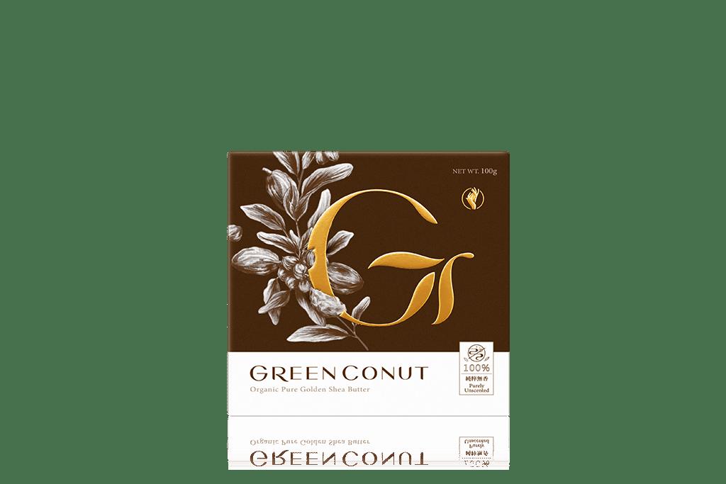 綠果黃金乳油木果脂有機乳液